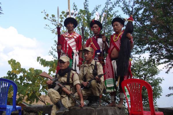 angelova 5  tradition and modernity meet at the hornbill festival nagaland india