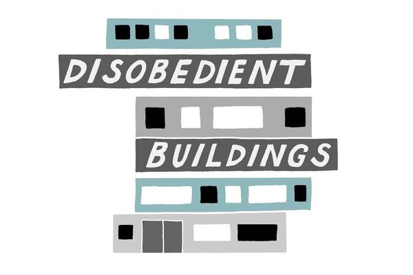 disobedient buildings logo same