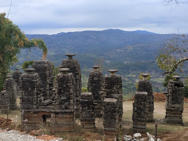 Twenty-two medieval temples ('devals') in Bhurti, Dailekh district (K.P. Adhikari, 2020)