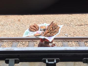 traintray