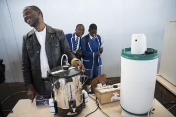 zimbabwean labhack 2 by alliance earth